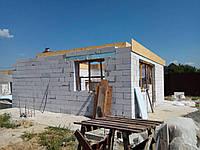 Кладка стен из газоблока Киев Киевсая область кладка газоблока строительство дома под ключ