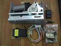 Механизм автоматического открывания раздвижных дверей Citroen Jumper