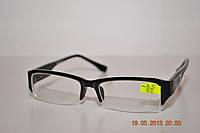 Полуоправные диоптрийные очки