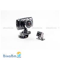 Автомобильный видеорегистратор ParkCity DVR HD 475 с 2 камерами (1 выносная)