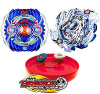 Набор Бейблейд Beyblade Взрыв Longinus Luinor и HOLY HORUS