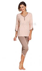 Жіноча бавовняна піжама Wadima 104236