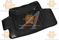 Коврик багажника Волга 2410 - 31029 (корыто) ковер багажника (материал: резино-пластик) (пр-во Россия)