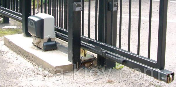 автоматика откатных ворот CAME BX74