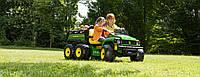 Детский двухместный электромобиль Peg-Perego John Deere Gator HPX 6X4