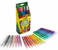 24 ароматизированных выкручивающихся восковых мелка Crayola (52-9621)