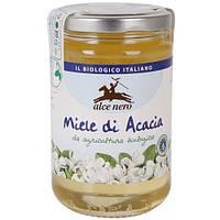 Органический мед, акация, Alce Nero, 400 гр