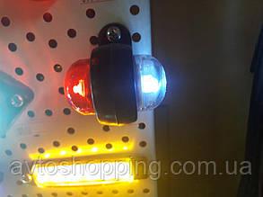 Габаритные огни для грузовиков Рожки мини, Фонарь габаритный прицепа, габариты рожки мини
