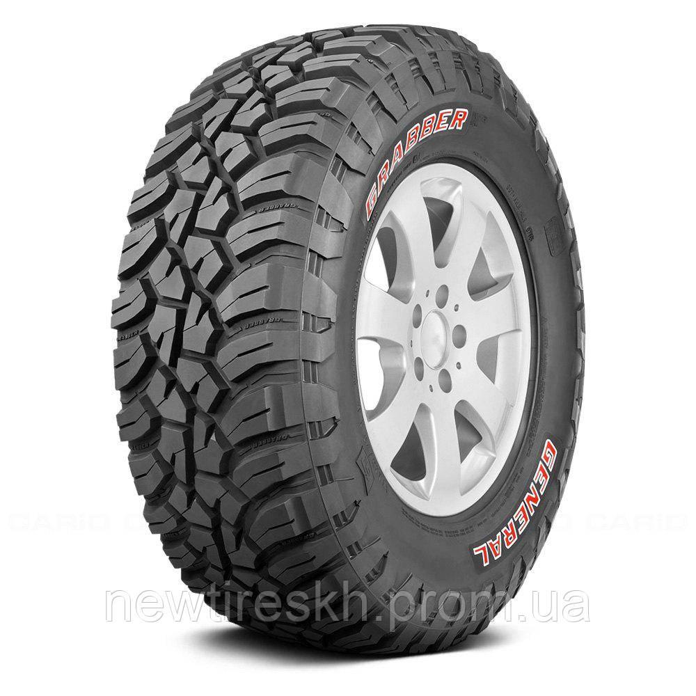General Tire Grabber X3 MT 235/75 R15 110/107Q