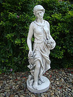 Садовая фигура Богиня весны 27x23x83cm