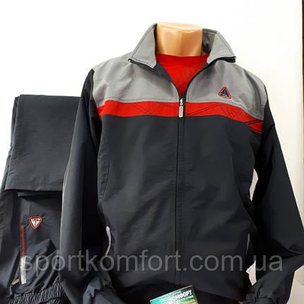 Спортивный прогулочный костюм турецкой фабрики SOCCER, размеры 46, 48, 50, 52, 54., фото 2