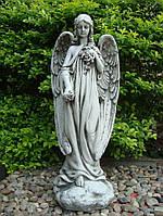 Садовая фигура Ангел 25.5×21.5x73cm
