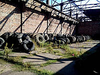 Утилизация изношенных шин, отходов резины