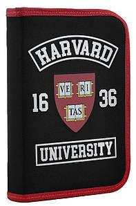 """Пенал твердый одинарный без клапана """"Harvard"""",серия Classic"""