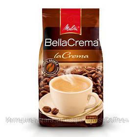 Кофе в зернах Melitta BellaCrema La Crema 1 кг