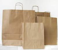 Бумажные пакеты, крафт пакеты