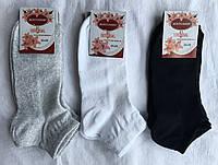 Женские короткие носки стрейч сетка тм Универсал Житомир