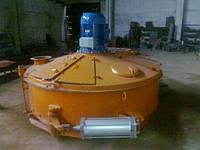 Смеситель для бетона 1500 л
