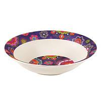 Тарелка глубокая Fissman Purpur 19х5 см