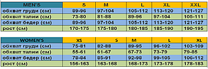 Термобельё MIZUNO BT MID WEIGHT PRINT V NECK (W) 73CL293-09, фото 2