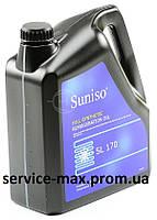 Синтетическое холодильное масло Suniso SL 170 4л. (Бельгия)