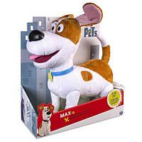 Интерактивный пес Макс Тайная жизнь домашних животных The Secret Life of Pets 30 см.