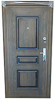Двери входные металлические СТАНДАРТ ОКСАМИТ, фото 1