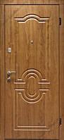 Двери входные Форт Нокс Акцент дуб золотой DB-21, фото 1