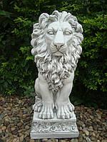 Садовая фигура Лев 32.5x38x79.5cm