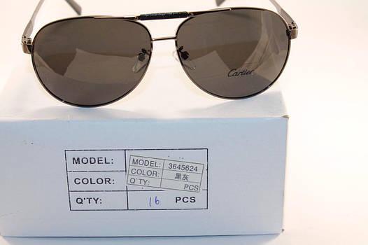 Солнце защитные очки в стиле Cartier (унисекс)