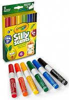 6 ароматизированных смываемых фломастеров Crayola (58-8197)
