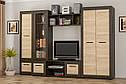 Стінка для вітальні (стенка, гостиная) Конго Мебель Сервіс, фото 2