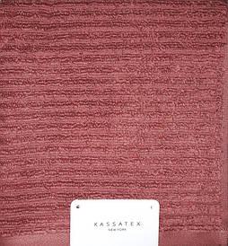 Полотенце махровое  Kassatex bordo