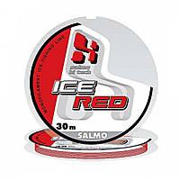 4941-015 Леска моно зимняя Salmo Hi-tech Ice Red 30м