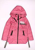 Пальто демисезонное для девочек (140-164)