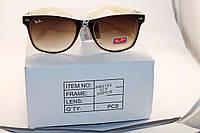 Солнце защитные очки в стиле Ray - Ban