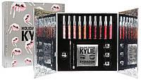 Большой набор KylieTheHolidayThe Birthday Box - лимитированной коллекции Кайли Birthday Collection 20