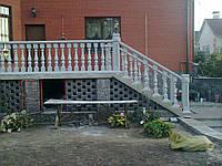 Балясина из бетона 120х120х115х840мм г.Вишневое