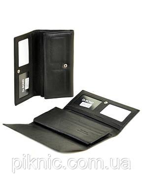 80d2d2756fe3 Вместительный кожаный мужской клатч, кошелек, портмоне Dr Bond.  (натуральная кожа),