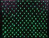 СВЕТОДИОДНАЯ СЕТКА, 2х1,5 метра (цвет-  зеленый)