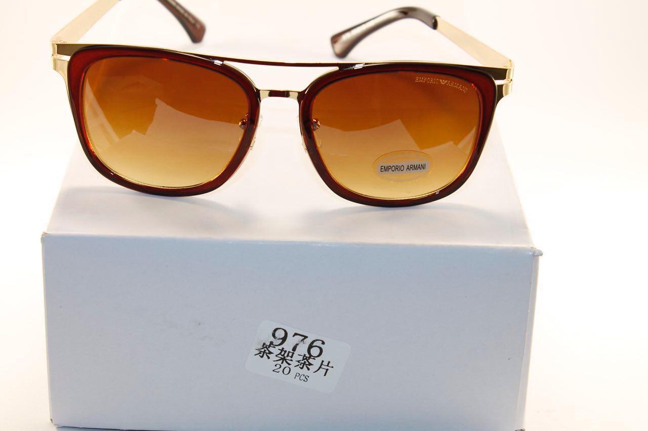 Солнце защитные очки в стиле Emporio Armani (женские)