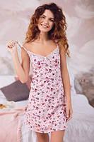 Хлопковая ночная сорочка Anabel Arto