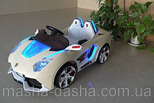 Детский Электромобиль Lamborghini BS 016 синий на радиоуправлении, фото 2