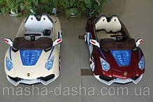 Детский Электромобиль Lamborghini BS 016 синий на радиоуправлении, фото 3