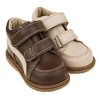 Ботинки Ortex Т-002 антиварус (15 р.) ортопедическая обувь Ортекс для детей, демисезонные антиварусные ботинки