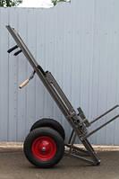 Апилифт М 1 — пасечная тележка-подъемник, усиленные колёса с подкачкой У