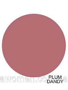 Матовая жидкая помада MAC Lustre Lip Gloss (Plum Dandy)