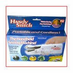Міні швейна машинка ручна Handy Stitch, фото 4