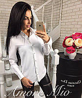 Классическая женска рубашка 2 цвета