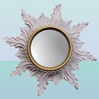 Зеркало в раме Солнце